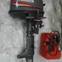 harga Mesin Tempel Perahu Yamaha 5cmhs Tokopedia.com