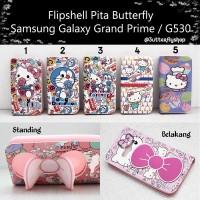 harga Flipshell Pita Butterfly Samsung Galaxy Grand Prime / G530 Tokopedia.com