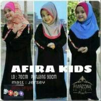 Gamis Anak Afira Kids