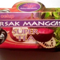 Teh Celup Daun Sirsak Manggis Super Tea 20 Sachet