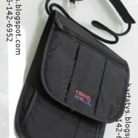 Tas Pasport / Hanging Secret Pocket/Tas slempang