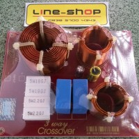 harga Crossover 3 Way (product By Bell) Tokopedia.com