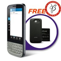 cryrus chat  free softcase + otg- Android sensasi Blackberry Q10
