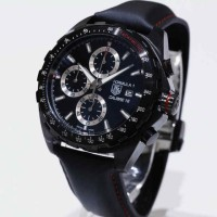 TAG HEUER CALIBRE 16 FORMULA 1 BLACK LIMITED EDITION