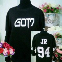 SWEATER GOT7 LONG SLEEVE PILIH NAMA MEMBER