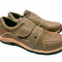 harga Sepatu Kickers Slip On Tan Grade Original Murah# 911 Tokopedia.com