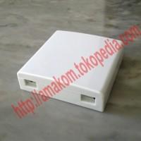 harga Roset Optik FTTH / Indoor Optical Outlet 2 Core SC Box Tokopedia.com