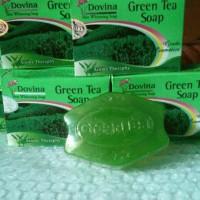 Jual SABUN PEMUTIH WAJAH DAN PEMBERSIH BADAN GREEN TEA SOAP Murah