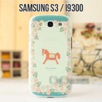 harga Ch14 Case / Casing / Cover Hp Samsung S3 / I9300 Kuda Bunga Tokopedia.com