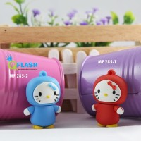 USB Flashdisk Hello Kitty Rain Coat 4GB