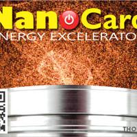 Nanocard ENERGI EXCELERATOR + hemat bbm untuk mobil (BENSIN)