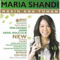 CD+DVD MASIH ADA TUHAN (MARIA SHANDI)