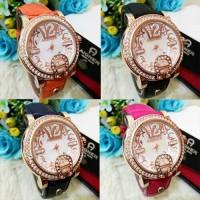 Jam Tangan Wanita / Cewek Aigner Batik Diamond