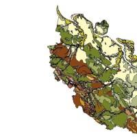 Peta Digital Landsystem Riau