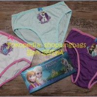Frozen Disney Original underwear