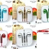 harga Headset IPhone 5 rainbow Tokopedia.com