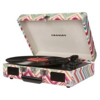 TURNTABLE Crosley Cruiser FOR WOMAN RARE ITEM!! LIMITED EDITION!! :)