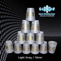 Glaxiuz Sport Stacking Light Grey Silver Cupz / Speed Cup Stacks (Abu)