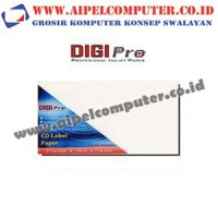 CD LABEL PAPER DIGIPRO ISI 100 (PROMO)