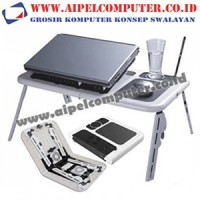 MEJA LAPTOP LIPAT E-TABLE LD09 (PROMO)