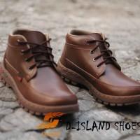sepatu d-island boots luxury