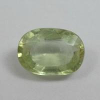 Batu Natural Green Beryl+memo 1.16ct+memo AQ053