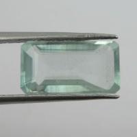 Batu Natural Aquamarine+memo 2.32ct AQ054