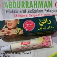 Rani Nail Henna ( Pacar kuku Herbal)