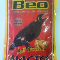 harga Pakan Burung Mactel Beo Tokopedia.com