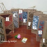 harga Batik Tas Tas Batik kertas handmade Jual paper bag istimewa batiknya Tokopedia.com