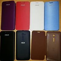 Flipcover Asus Zenfone 2 Ukuran 5 Inch ( Case Zenfone )