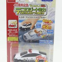 Tomica Tecology Toyota Prius Patrol Car Japan
