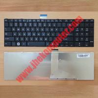 Keyboard Laptop Toshiba C850 black