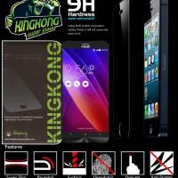 Original Anti Gores Kingkong Super Tempered Glass Asus Zenfone 2 5.5