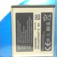 Baterai Samsung GT C3050 C3210 B3310 S8300 S8300T S7350 S6700 Ori 99%
