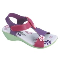 harga Sepatu Sandal Anak Perempuan Lucu Motif Bunga Tokopedia.com
