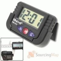 harga Jam Digital Untuk Mobil Motor Atau Meja Tokopedia.com