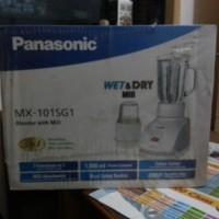 Panasonic blender mx-101sg1