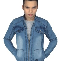 Jual jaket denim cowok/ jacket denim levis/ kemeja pria RHD 035 Murah