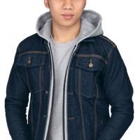 Jual jaket denim cowok/ jacket denim levis/ kemeja pria RHD 033 Murah