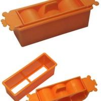 harga Bento Cetakan Nasi Kecil Onigiri Rice Ball Mold Oval Shapes Mini Tokopedia.com