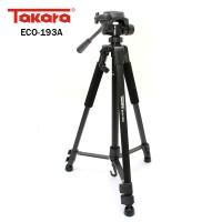 Tripod Takara ECO-193A + Pouch/Tas