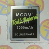 Baterai Evercross A7R merek MCom