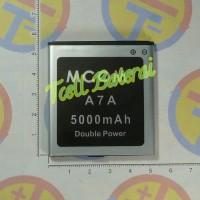 Baterai Evercross A7A merek MCom