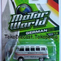 Greenlight Motor World Volkswagen Type 2(T1) Bonan