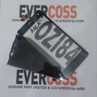 Lcd Touchscreen Cross A66a Evercoss A66a