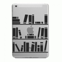 Tokomonster Decal Sticker Apple iPad Mini and Air - Rak Buku