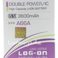 Baterai Batre Double Power Evercoss A66A