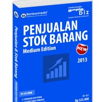 Bamboomedia - Program Penjualan & Stok Barang Medium Edition New 2015