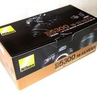 Nikon D5300 Kit AF-S 18-55mm VR